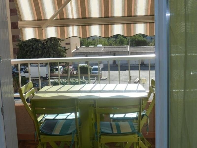 AJACCIO- Bel appartement  entrée de ville F2-PELICAN, vacation rental in Mezzavia