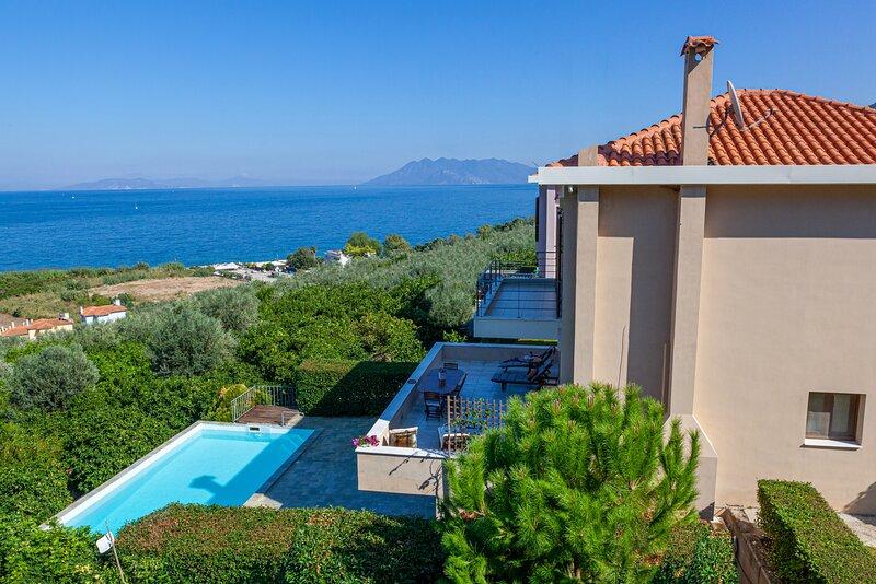 Villa Nefeli, holiday rental in Ligourio