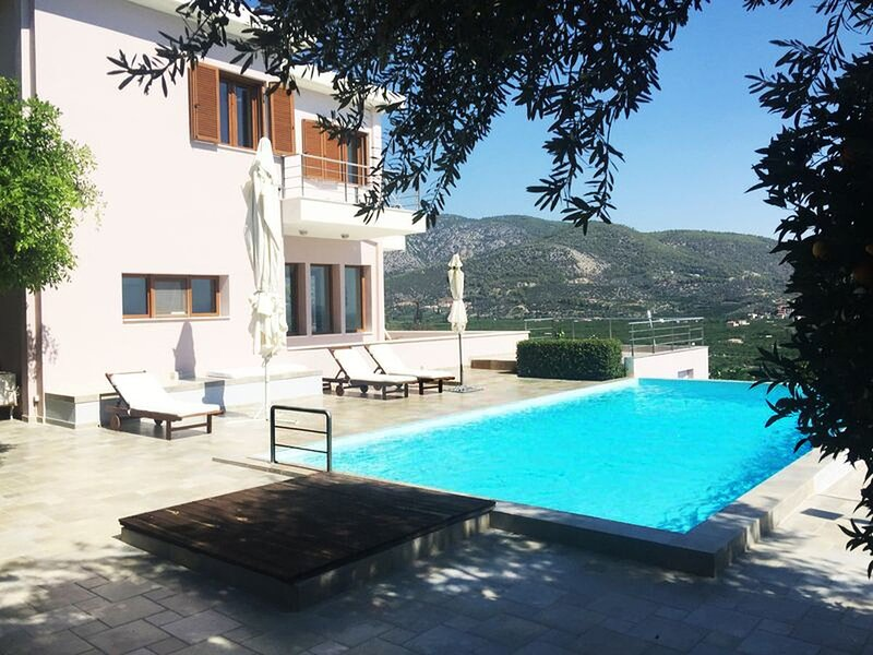 Villa Christina, holiday rental in Ligourio