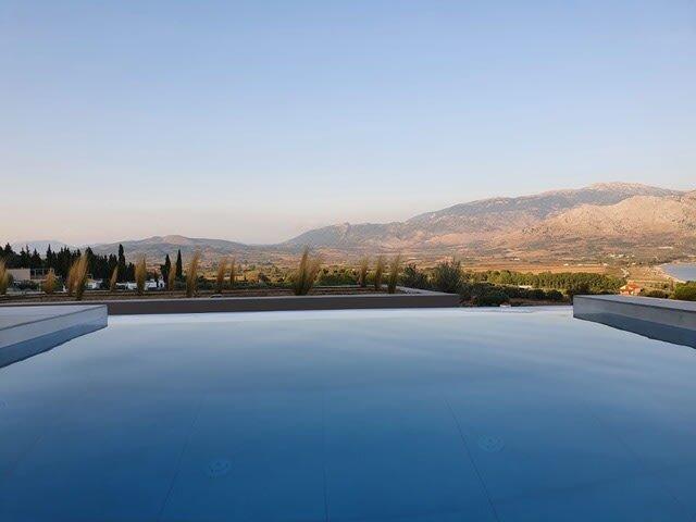 Villa Pastoras, vacation rental in Aetolia-Acarnania Region