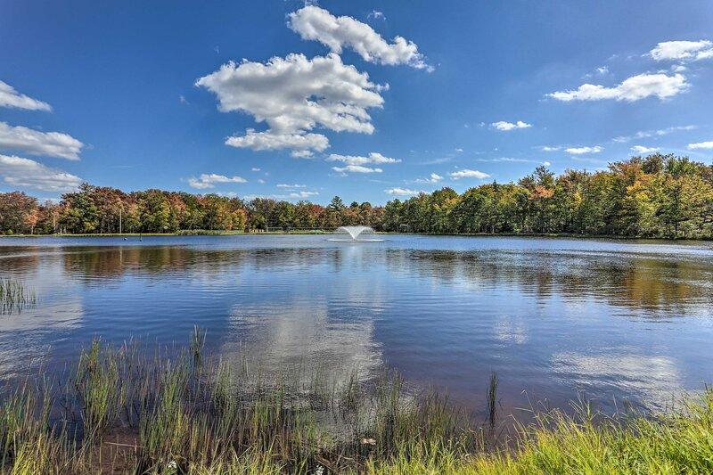 Community Amenities | Lake Access