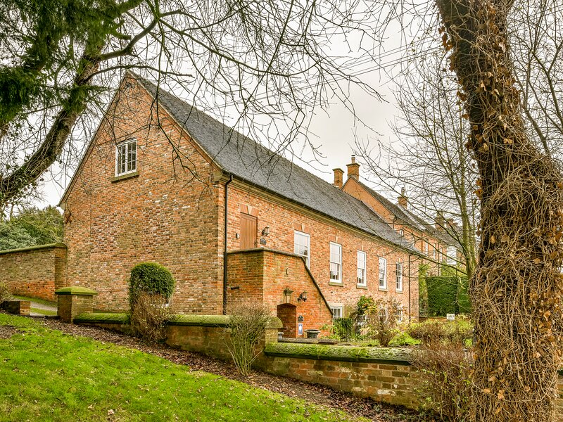 Lady Pond Retreat, Bradley Near Ashbourne, vacation rental in Hulland Ward