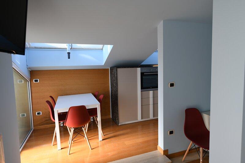 Solemare appartamenti Suite Blu Moon, holiday rental in Stella di Monsampolo