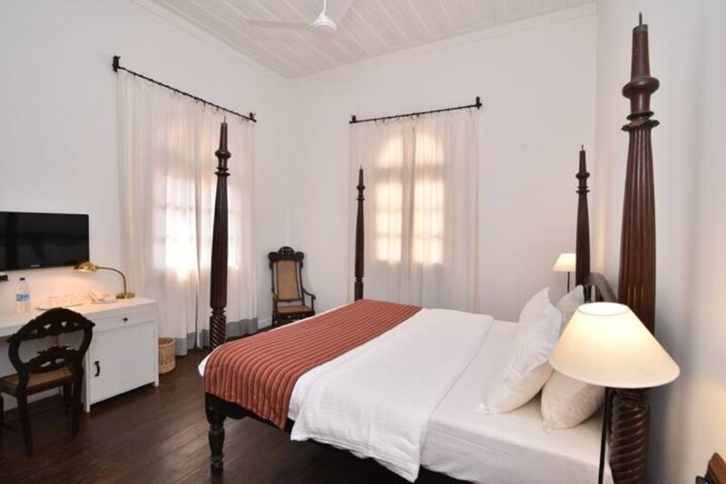 Heritage deluxe room 6, holiday rental in Dona Paula