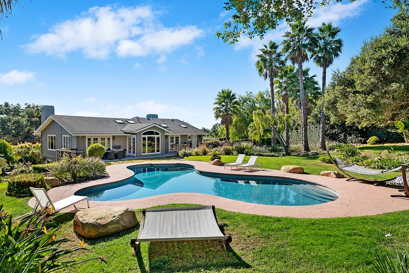 Whispering Palms, holiday rental in Montecito