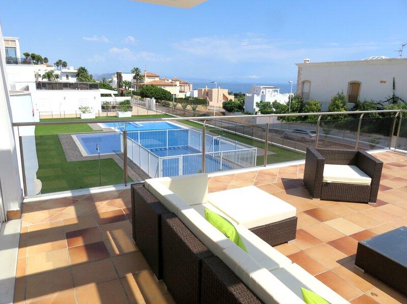 A1CRM, location de vacances à Mojacar Playa