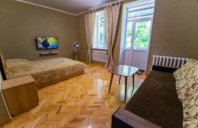 3-room apartment in the resort of Zheleznovodsk, vacation rental in North Caucasian District