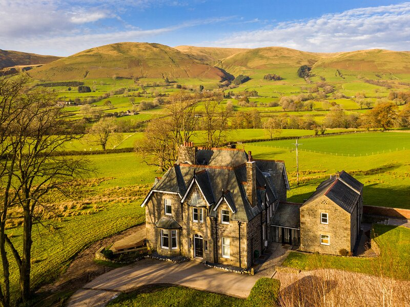 Oakdene Country House, Sedbergh, vacation rental in Garsdale