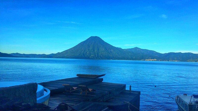 Chalet de lujo con piscina,Panoramic Atitlan Lago, alquiler de vacaciones en San Pedro La Laguna