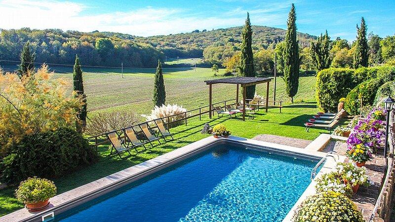 Villa Ebe, holiday rental in Pievescola