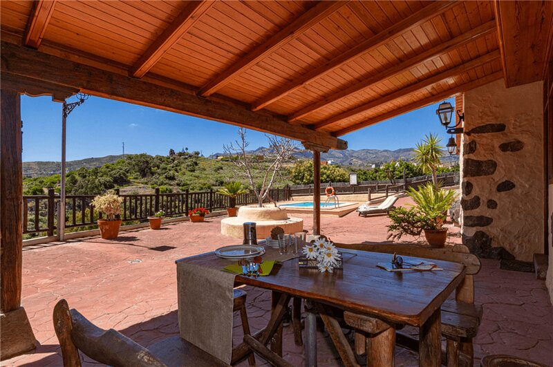 House - 2 Bedrooms with Pool and WiFi - 108210, holiday rental in Pino Santo Alto