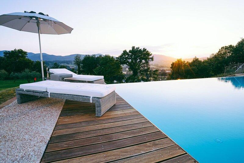 Villa Reggello, holiday rental in Leccio
