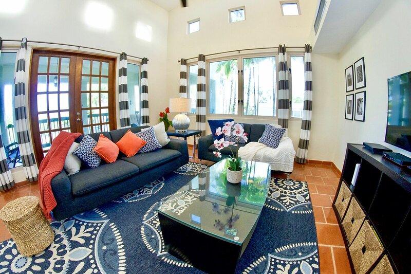 � Comfy 2 BDR Villa Catalina at Lakeside Villas, vacation rental in Ceiba