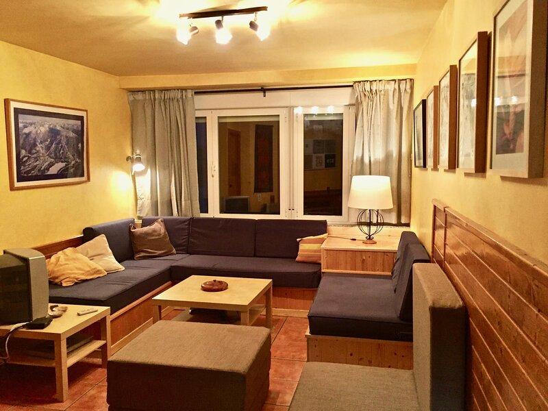 Apartment Sky next to the chairlift I, alquiler de vacaciones en Pradollano