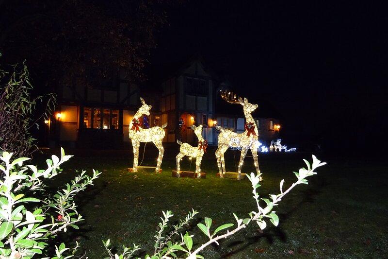 Christmas at Oakwrights