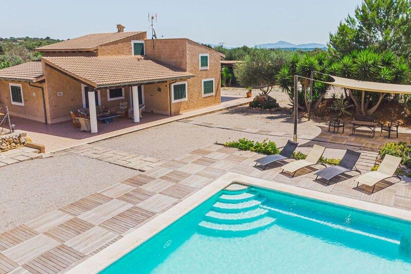 Villa Mercedes, Ferienwohnung in Santa Margalida
