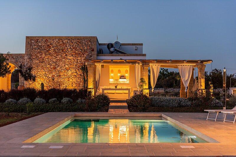 Villa Conchiglia Dorata - Salve, holiday rental in Presicce