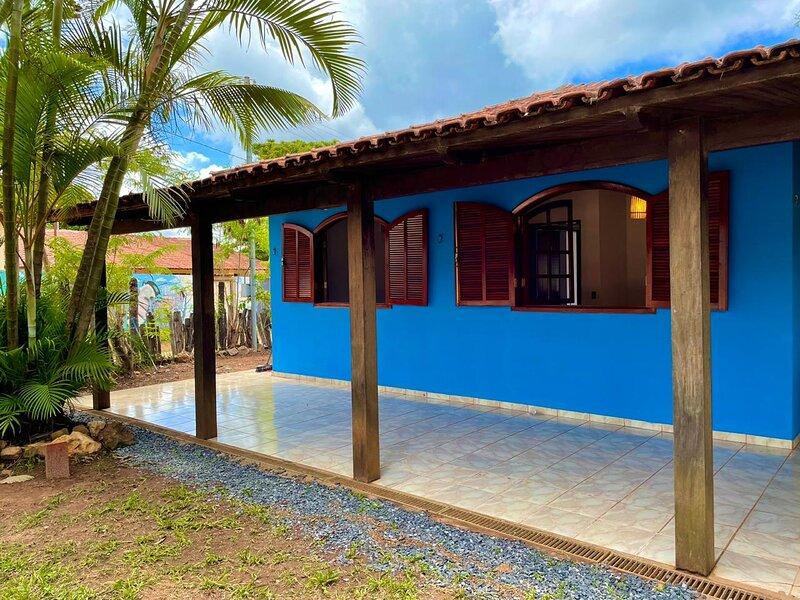 Casa Azul São Jorge, vacation rental in Alto Paraiso de Goias