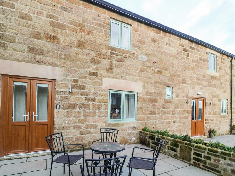 Miller's Wheel, Spofforth, holiday rental in Spofforth