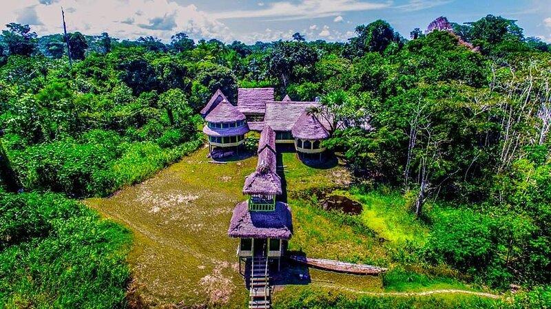 Amazon Jaguar Lodge, location de vacances à Iquitos