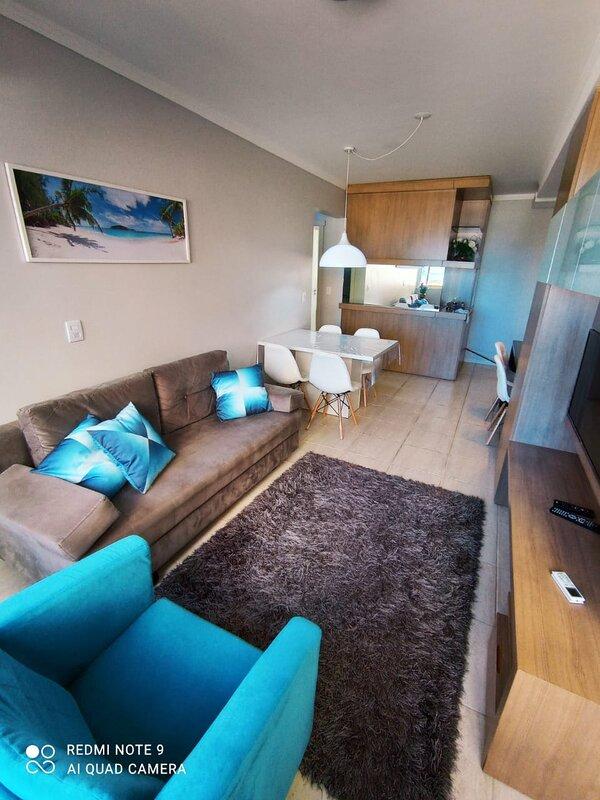 Apartamento a 1 quadra do mar, vacation rental in Praia Grande