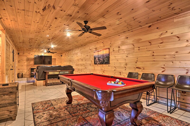 Game Room   Lower Level