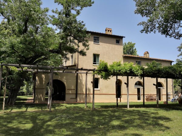 VILLA SCARLINO-GREEN LANDSCAPES,ROLLING HILLS & HOT WATER SPRINGS – semesterbostad i Follonica