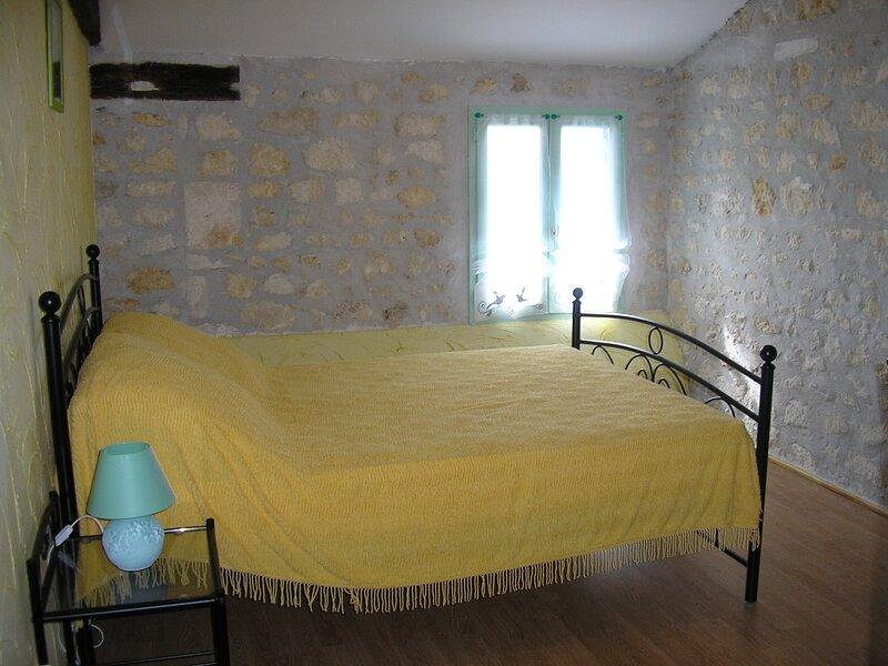 Chambres double Mimosa - Logis de Chalons à la mer, alquiler vacacional en La Gripperie-Saint-Symphorien