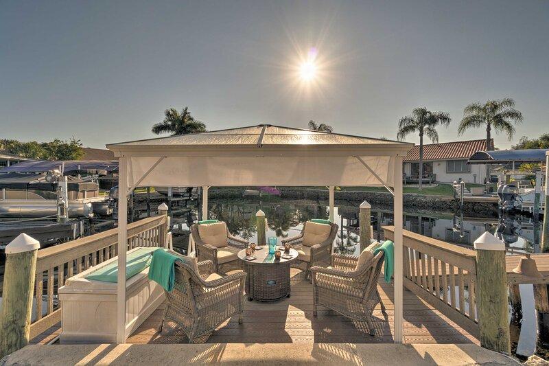 Punta Gorda Vacation Rental   2BR   2BA   Single-Story Home