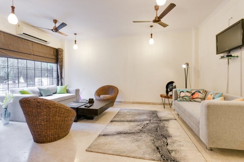 Aravali Woods Villa, Non-Sharing Social Dist Home, vacation rental in Gurugram (Gurgaon)