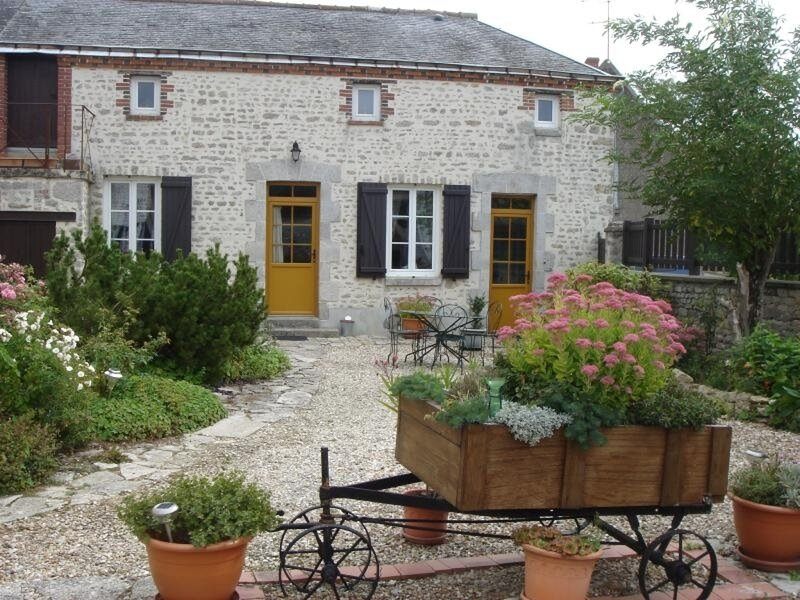 Gourvilliers, holiday rental in Bouzonville-aux-Bois