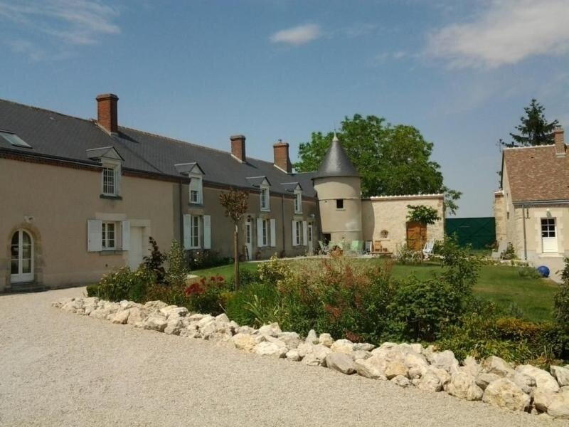 Location Gîte Vennecy, 4 pièces, 5 personnes, vacation rental in Checy