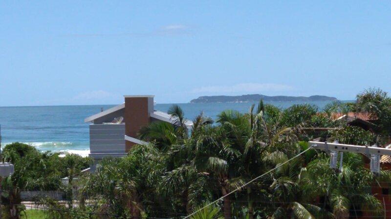 Vista do Mar - Apto 150m da Praia de Mariscal, aluguéis de temporada em Bombinhas