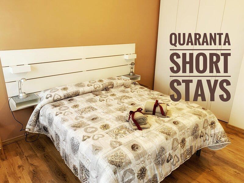 Quaranta Short Stays vicino al Centro storico e Ospedale, vacation rental in Baiso