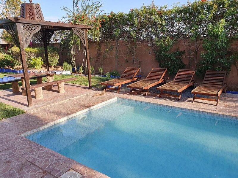 VILLA INNA, holiday rental in Marrakech