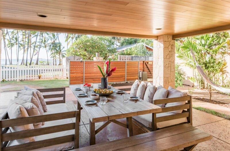 Paia Beach Home, 10 steps white sandy beach, aluguéis de temporada em Spreckelsville