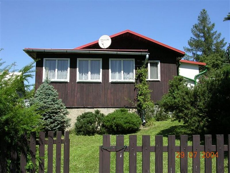 Chalet Jeschkenblick, holiday rental in Mnisek