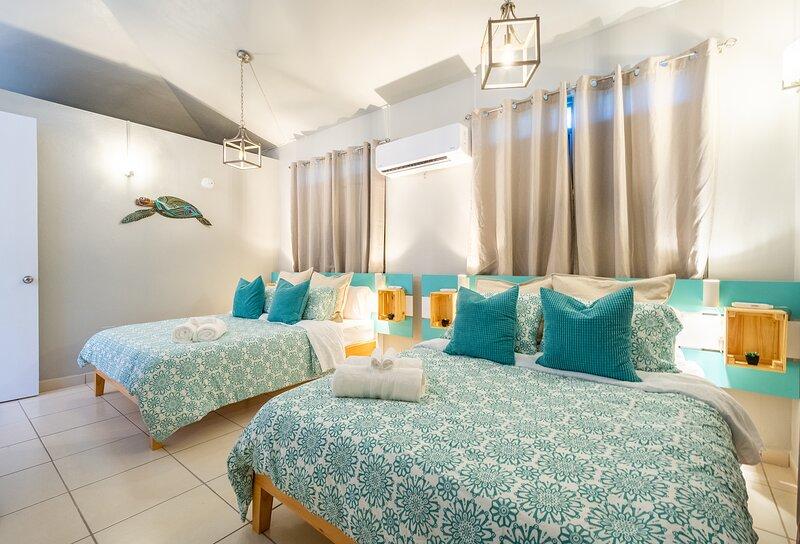 Casa Tortuga at Aguada Sea Beach, aluguéis de temporada em Aguada