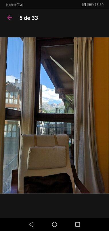 Precioso y confortable apartamento en Escarrilla, holiday rental in Tramacastilla de Tena