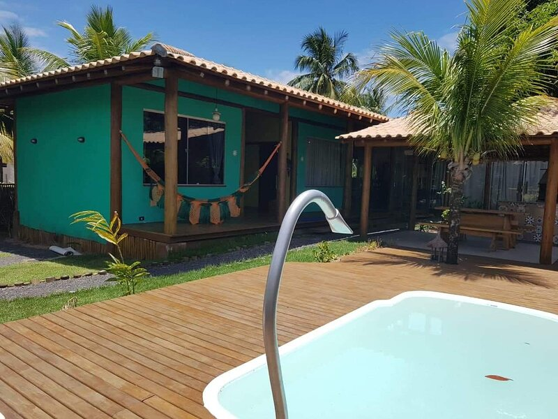 Casa 3 coqueiros - Barra Grande Muito conforto para você e sua família, alquiler vacacional en Ilha de Boipeba