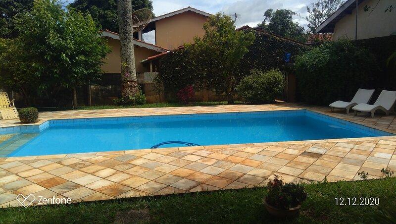 Sossego, lazer total num local muito tranquilo-Piracaia, location de vacances à Atibaia