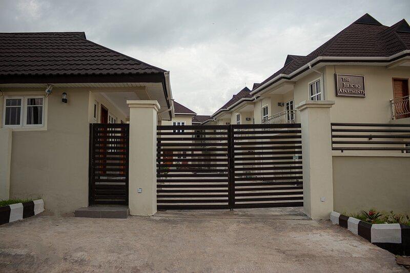 The Jericho Apartments, vakantiewoning in Nigeria