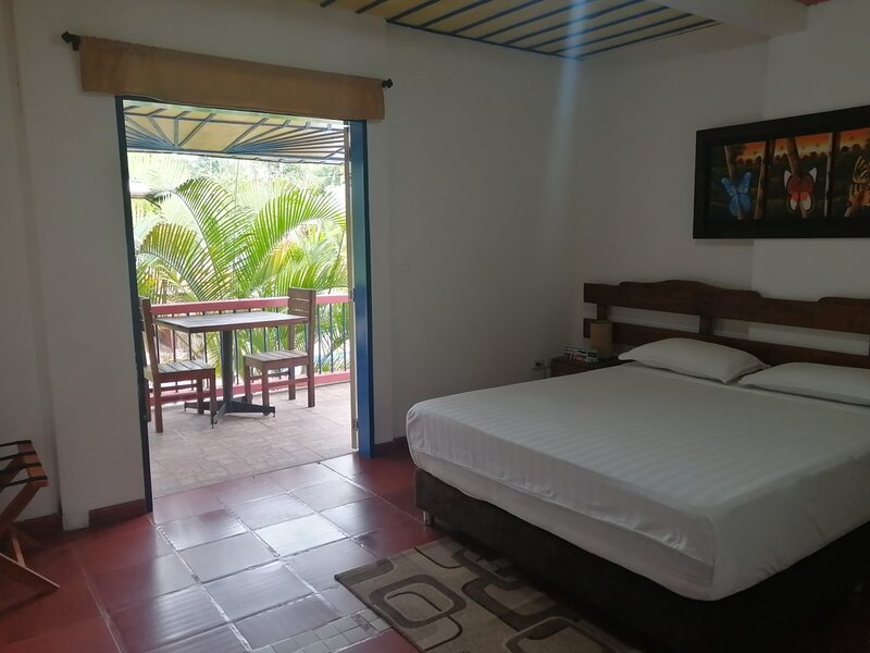 Nice place In quimbaya Quindio close to Natural parks, holiday rental in Ulloa
