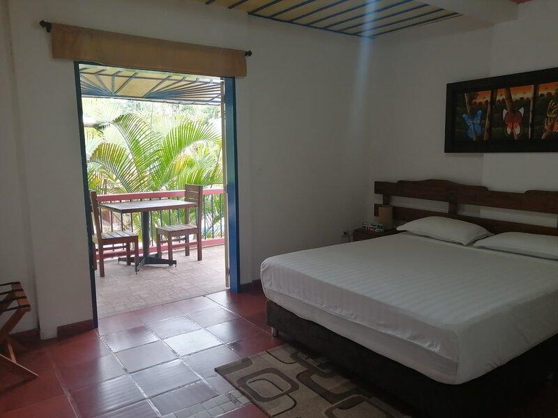 Nice place In quimbaya Quindio close to Natural parks, location de vacances à Ulloa