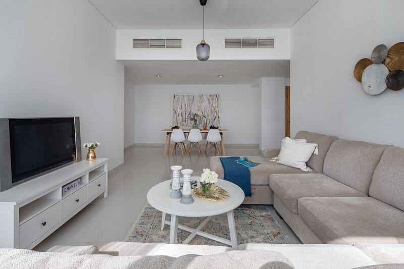Living Area / Dining Area