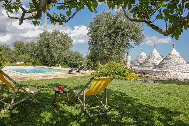 TRULLI LI SERRE, holiday rental in Chiobbica