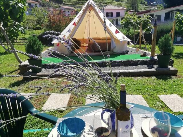 Granny´s farm camping 2, location de vacances à Sao Vicente