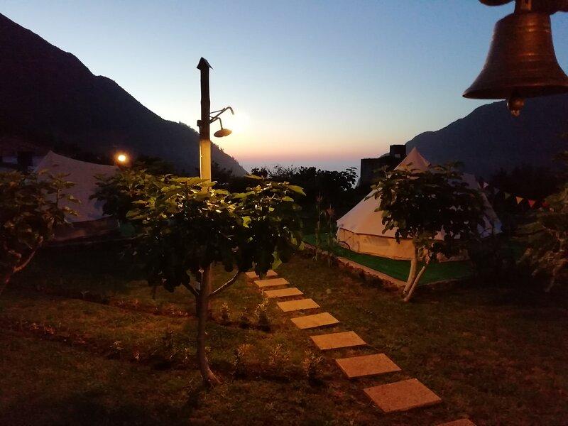 Granny´s farm camping 3, location de vacances à Sao Vicente
