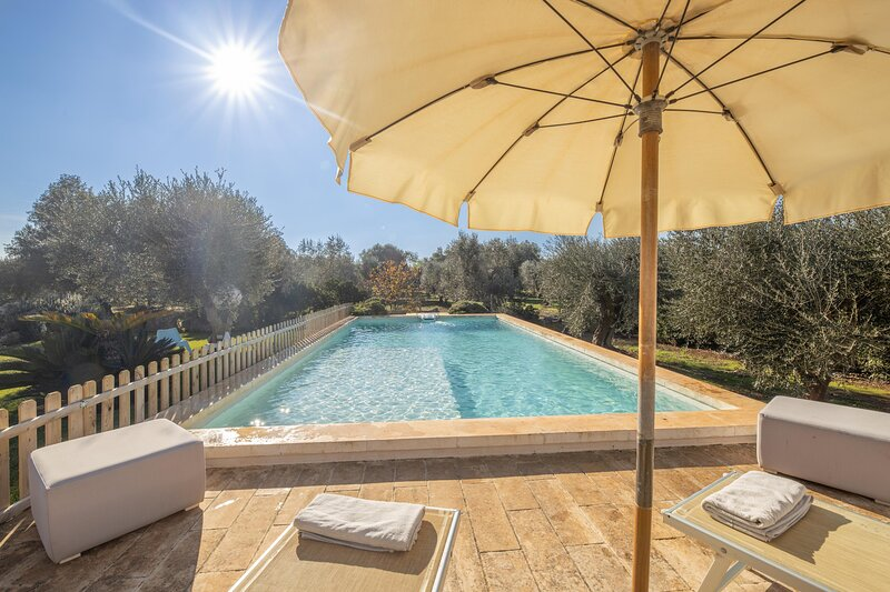 Villa Acqua Azzurra – semesterbostad i Capece