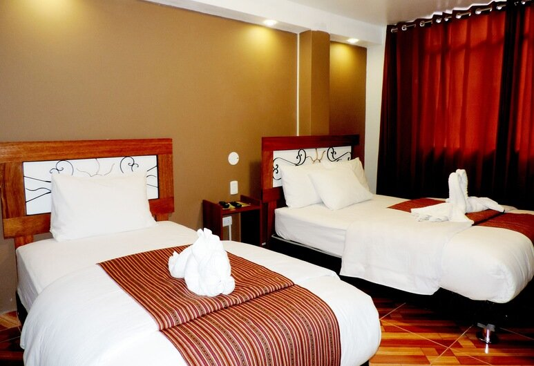 Hotel Machupicchu Inn, alquiler vacacional en Aguas Calientes